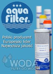 Wkłady do filtrów wody Aquafilter