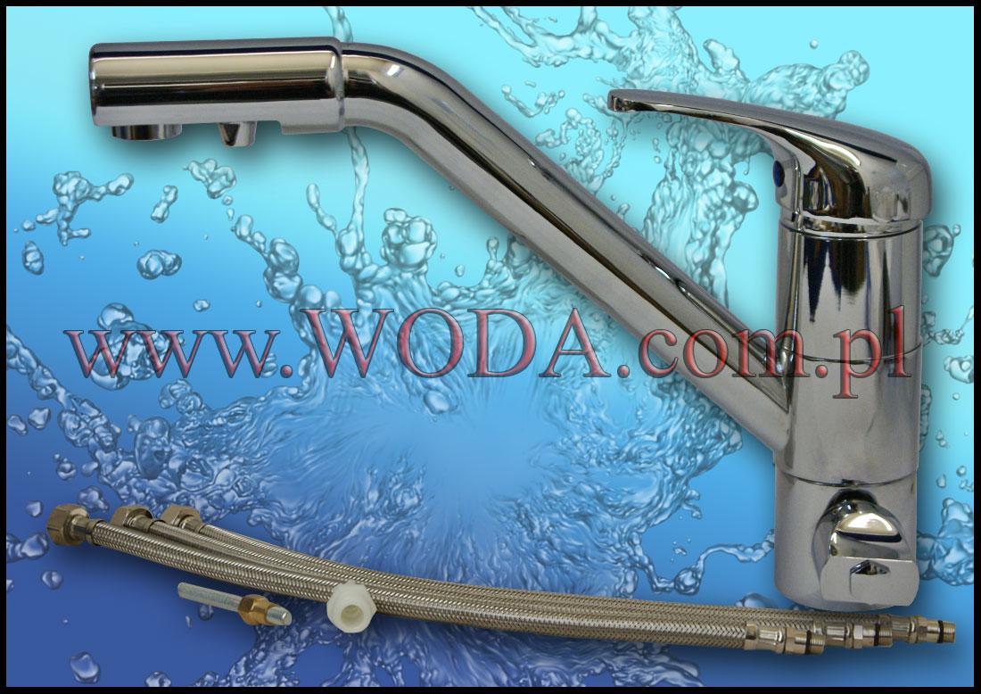 Bateria Kuchenna Z Podlaczeniem Do Filtra.Fctc Bateria Zlewozmywakowa Z Podlaczeniem Pod Filtr Wodny Super Www Woda Com Pl